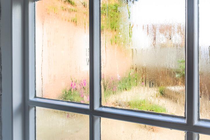 Fogged Window